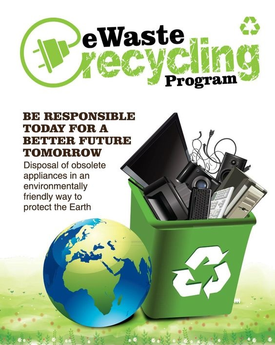 E Waste Recycling - E Cycle Solutions Bangalore