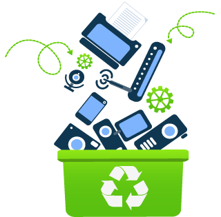 e waste buyers e-cyclesolutions.in